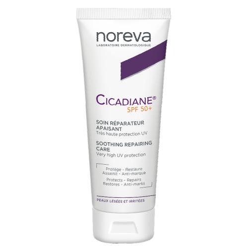 Солнцезащитный крем для тела Noreva Cicadiane восстанавливающий