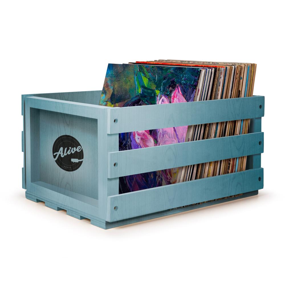 Ящик Alive Audio Nature для 80 пластинок