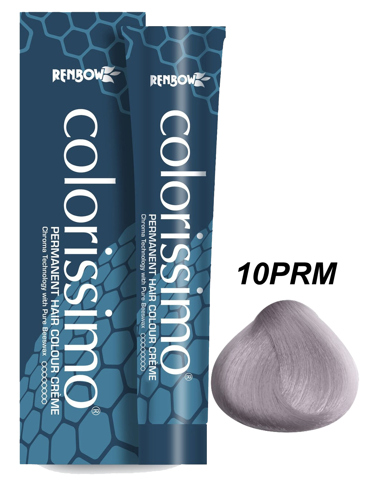 Купить Крем-краска Colorissimo, для окрашивания волос 10PRM платиново-розовый металлик 100 мл