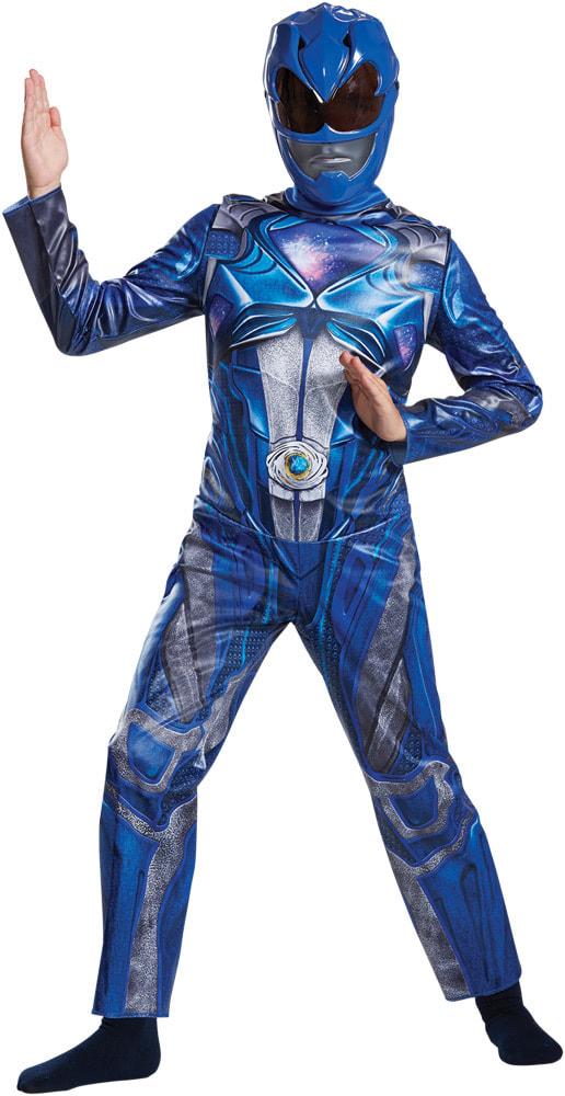 Купить D18975, Костюм Disguise Синий Рейнджер Классический Для Мальчика L (10-12 лет),