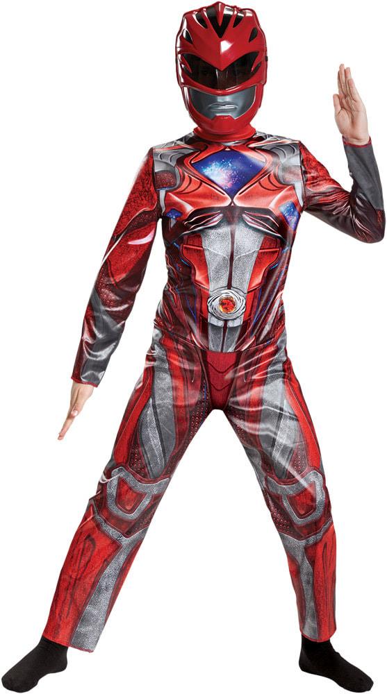 Купить D18972, Костюм Disguise Красный Рейнджер Классический Для Мальчика L (10-12 лет),