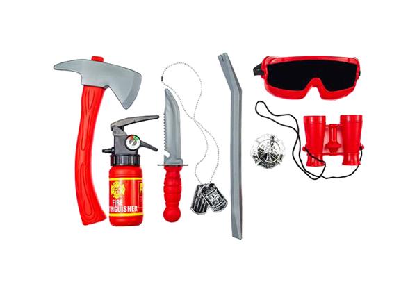 Набор China Bright Pacific Ltd Пожарный 38x19x4,5