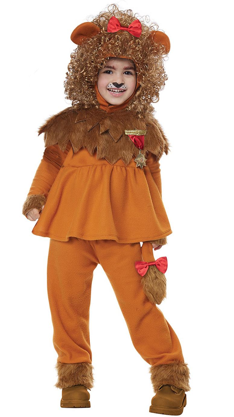 Купить K00183, Костюм California Costumes Лев Из Страны Оз Детский M (3-4 года),