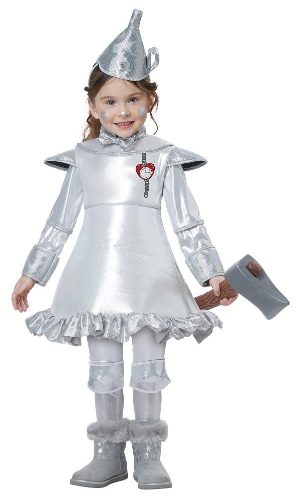 Купить K00182, Костюм California Costumes Железный Дровосек Детский M (3-4 года),