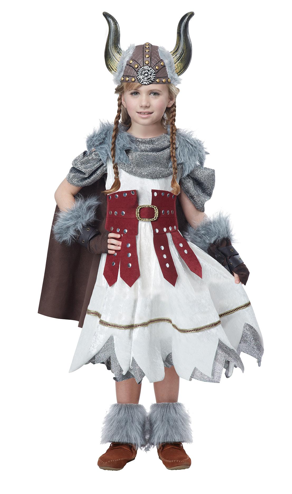 Купить K00532, Костюм California Costumes Доблестный Викинг Детский XL (12-14 лет),