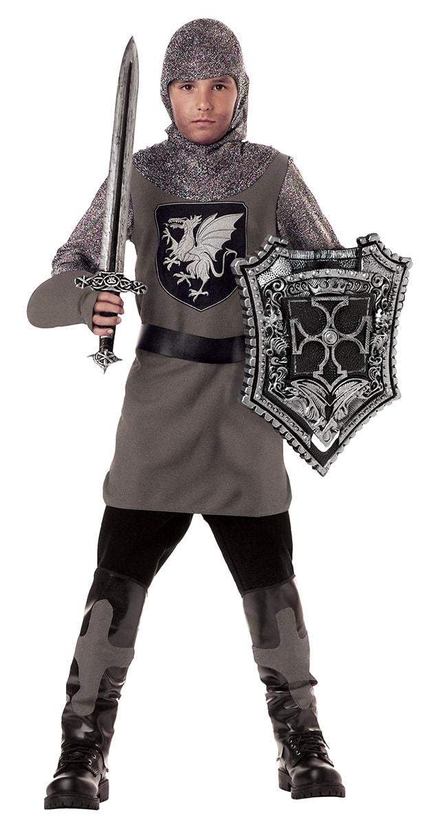 Купить K00344, Костюм California Costumes Отважный Рыцарь Детский L (10-12 лет),