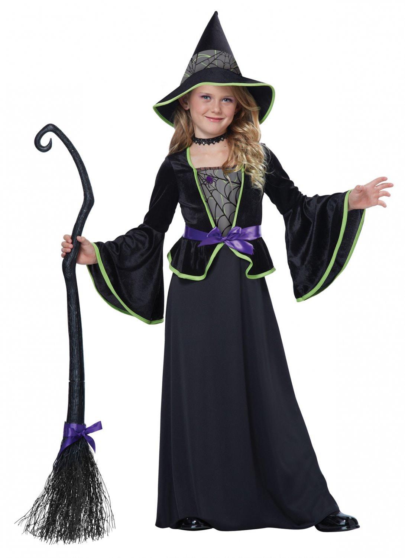 Купить K00500, Костюм California Costumes Обаятельная Ведьма Детский XL (12-14 лет),