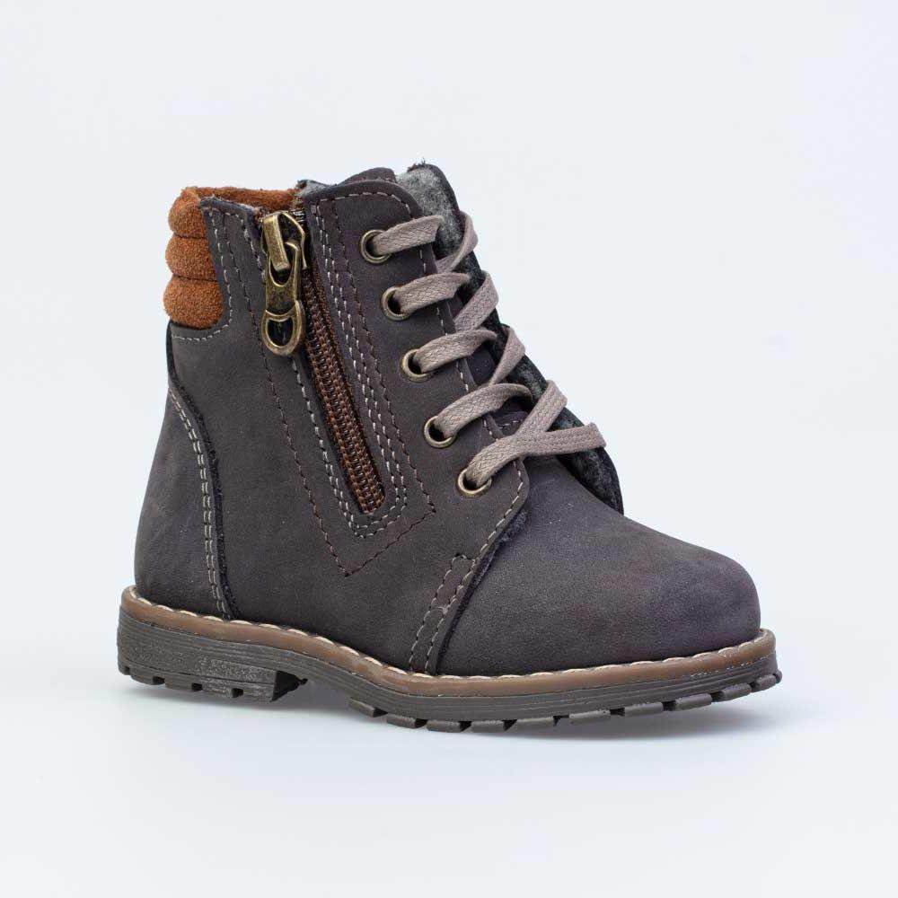 Купить Ботинки для мальчиков Котофей 152301-31 р.21,