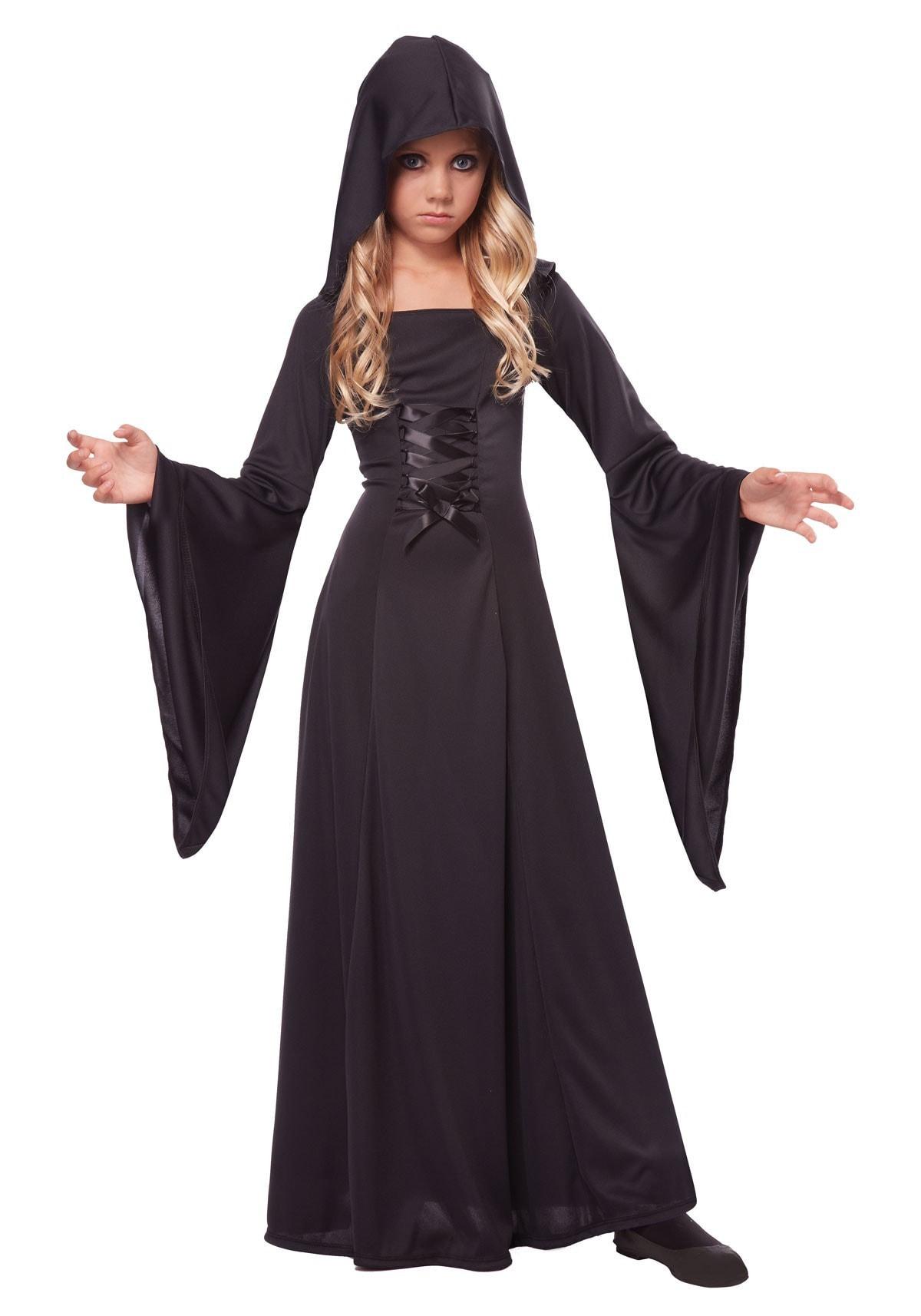 Купить K00453, Костюм California Costumes Колдунья Детский M (8-10 лет),