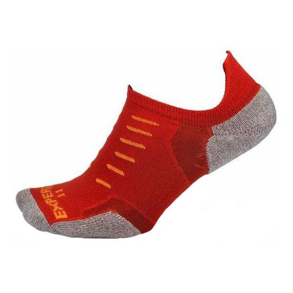Носки Thorlo's Xctu Fitness Lite Cushion No-Show Tab, poppy, 39-41 EU