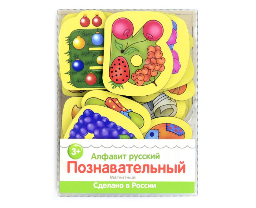 Купить Игровой набор Алфавит Русский Paremo,