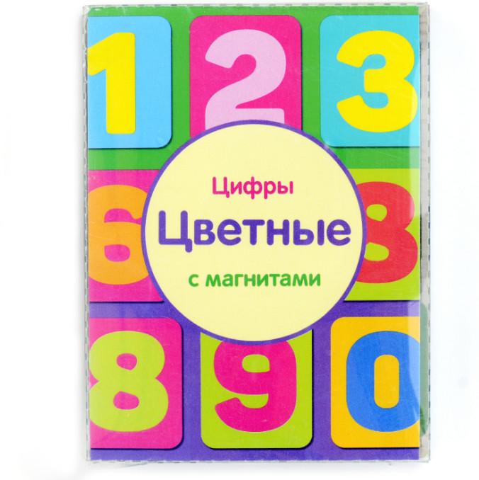 Купить Игровой набор Цветные цифры Paremo,
