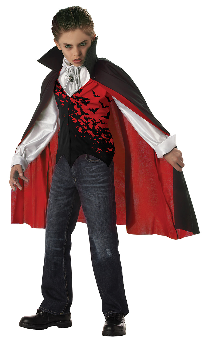 Купить K00227, Костюм California Costumes Повелитель Тьмы Детский XL (12-14 лет),
