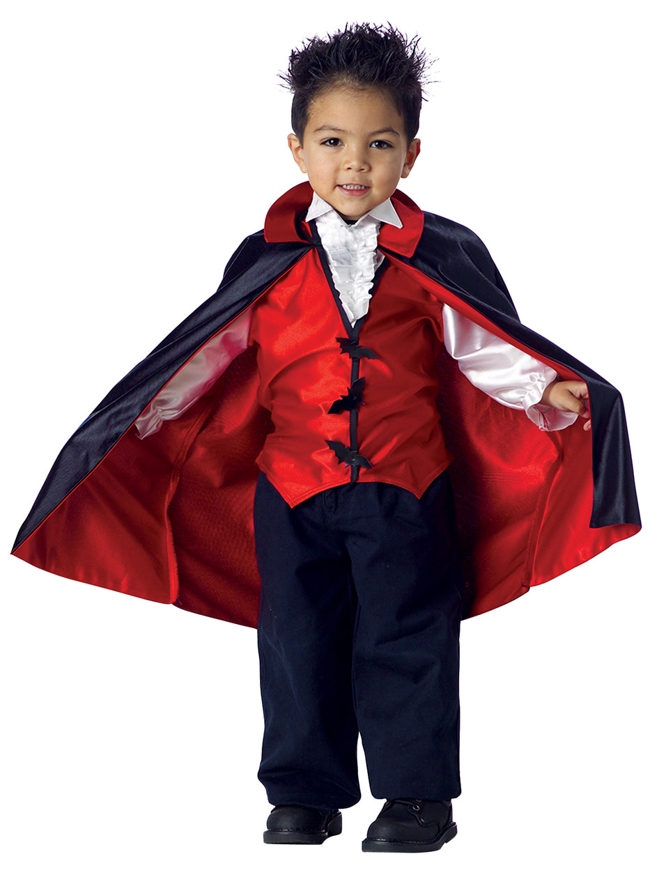 Купить K00008, Костюм California Costumes Вампирчик Детский M (3-4 года),