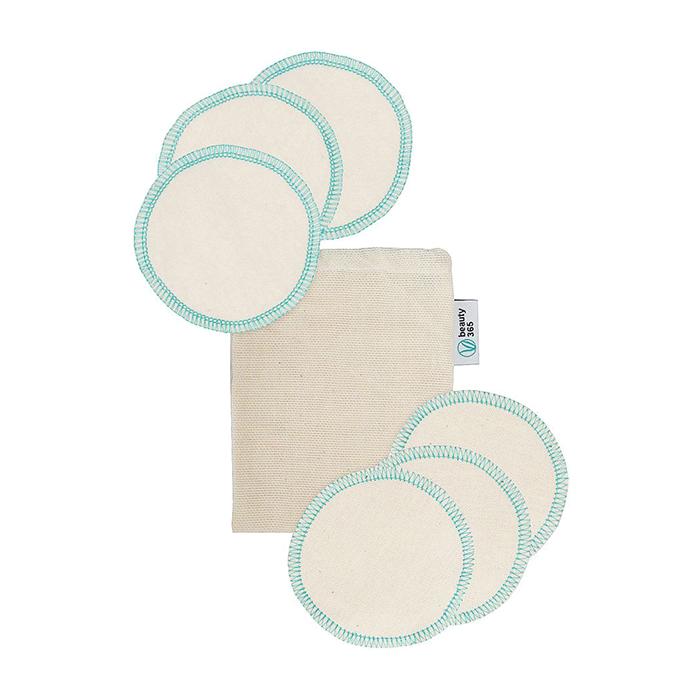 Купить Набор многоразовых дисков для лица Beauty 365 6 шт., Beauty365