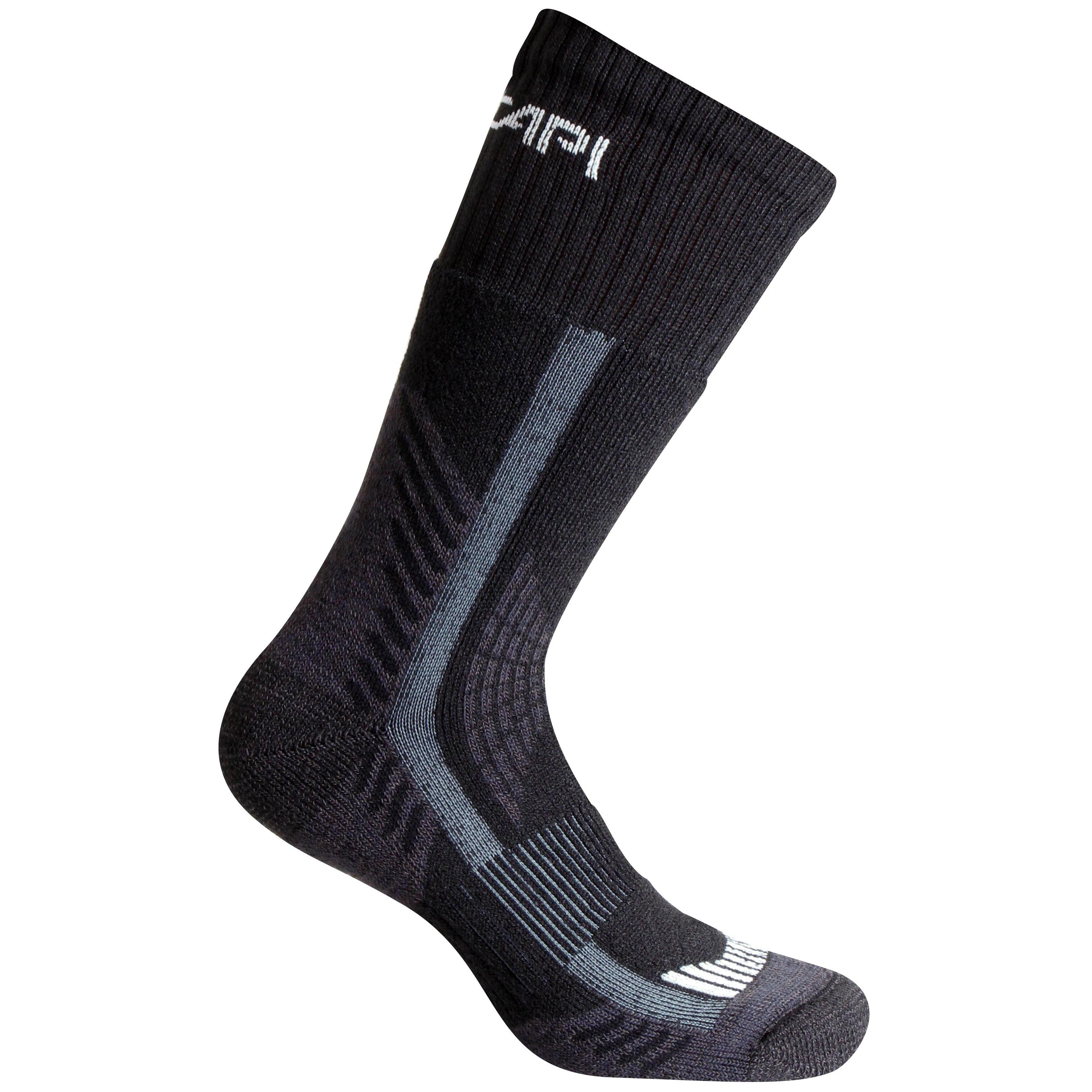 Носки Accapi Socks Trekking Thermic - Short, black/anthracite, 34-36 EU
