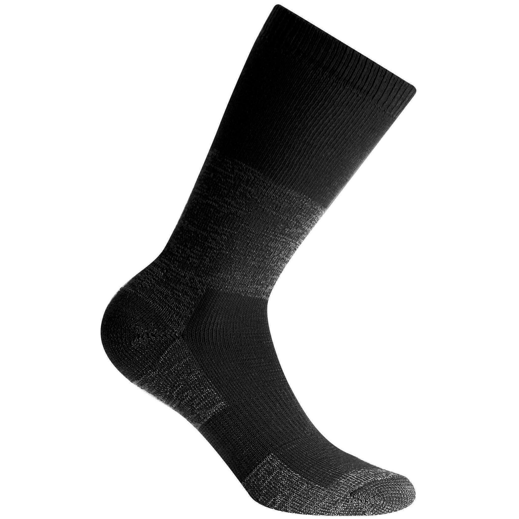 Носки Accapi Socks Trekking Merino Hydro-R, black, 39-41 EU