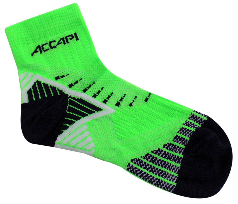 Носки Accapi Running Ultralight, green, 34-36 EU
