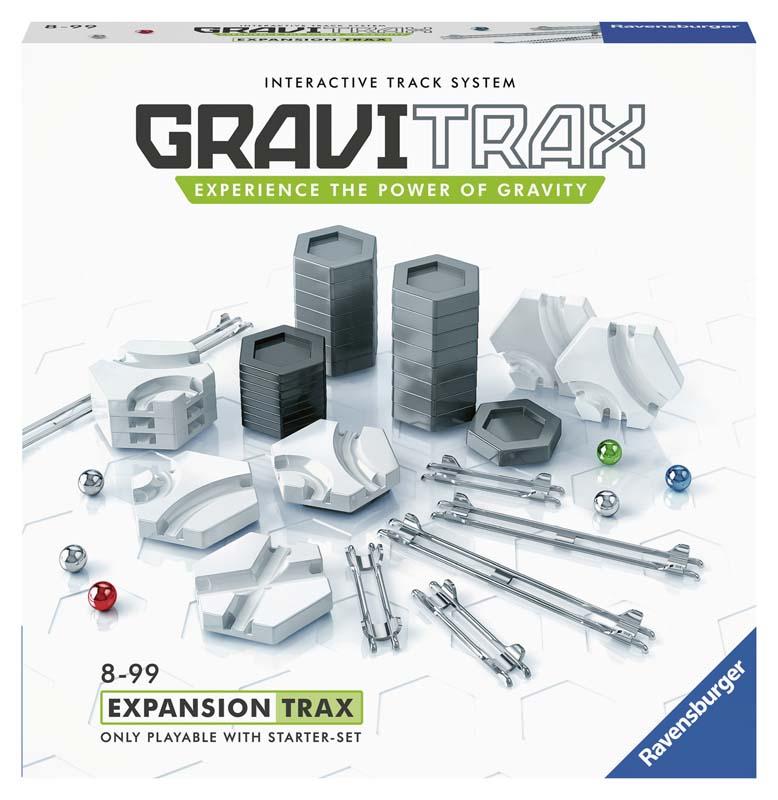 Купить Дополнительный набор к конструктору Ravensburger GraviTrax 'Трасса', Дополнительный набор к конструктору Ravensburger GraviTrax Трасса ,