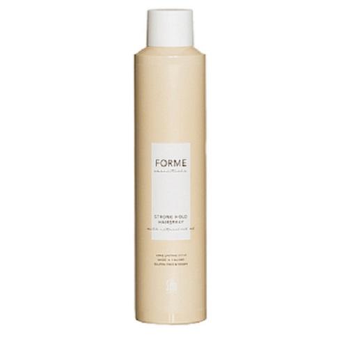 Купить Лак для волос FORME Essentials Strong Hold Hairspray сильной фиксации 300 мл