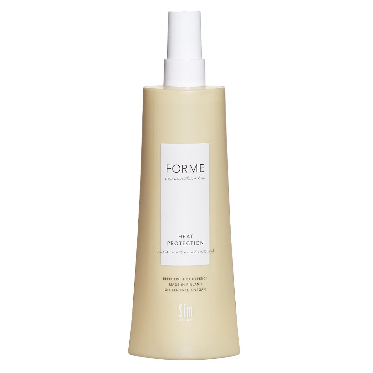 Купить Спрей для волос FORME Essentials Heat Protection термозащитный 250 мл