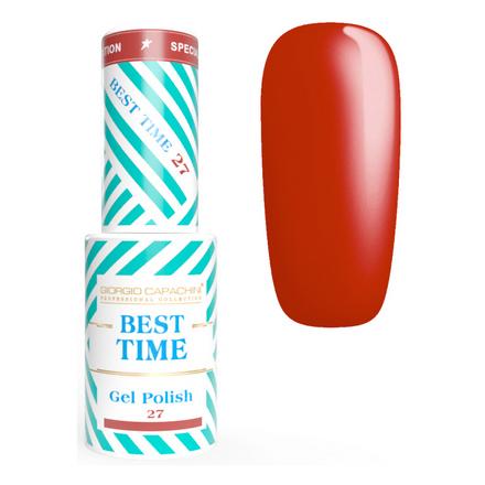 Купить Гель-лак для ногтей Giorgio Capachini Best Time №27 8 мл
