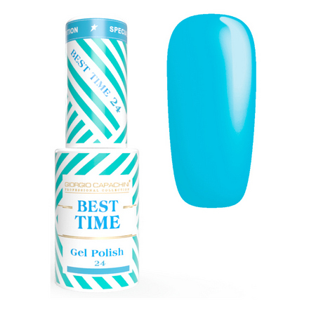 Купить Гель-лак для ногтей Giorgio Capachini Best Time №24 8 мл