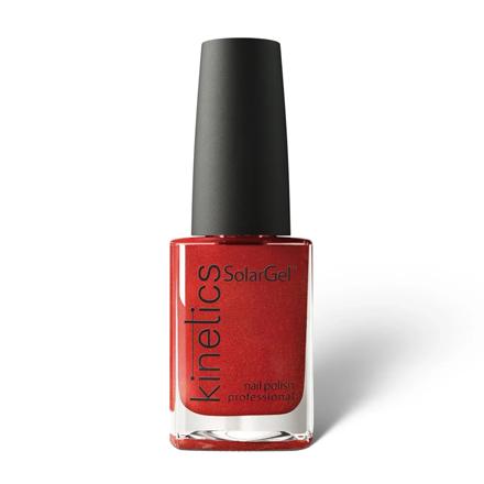 Лак для ногтей Kinetics SolarGel №489 Iron Red 15 мл  - Купить
