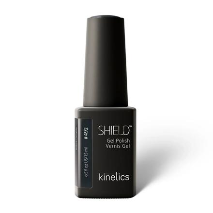 Купить Гель-лак для ногтей Kinetics Shield №492 Black Parade 15 мл