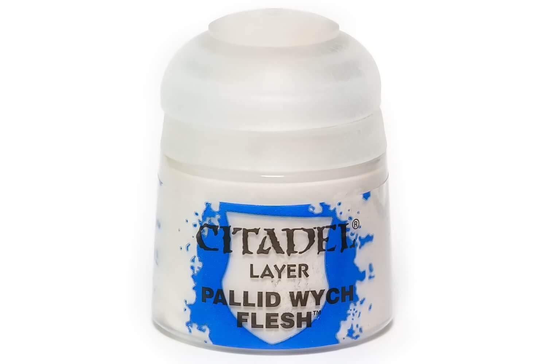 Стандартная краска Pallid Wych Flesh 22 58