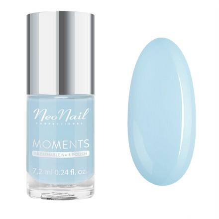 Купить Лак для ногтей NeoNail, Moments №7080-7, Blue Tide, NeoNail Professional