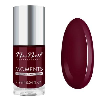 Купить Лак для ногтей NeoNail, NeoNail, Moments №7077-7, Wine Red, NeoNail Professional