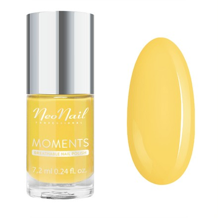 Купить Лак для ногтей NeoNail, Moments №7071-7, Exotic Banana, NeoNail Professional