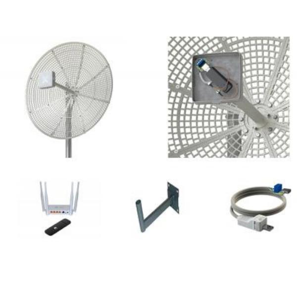 Комплект интернет 3G/4G c антенной Антэкс Vika