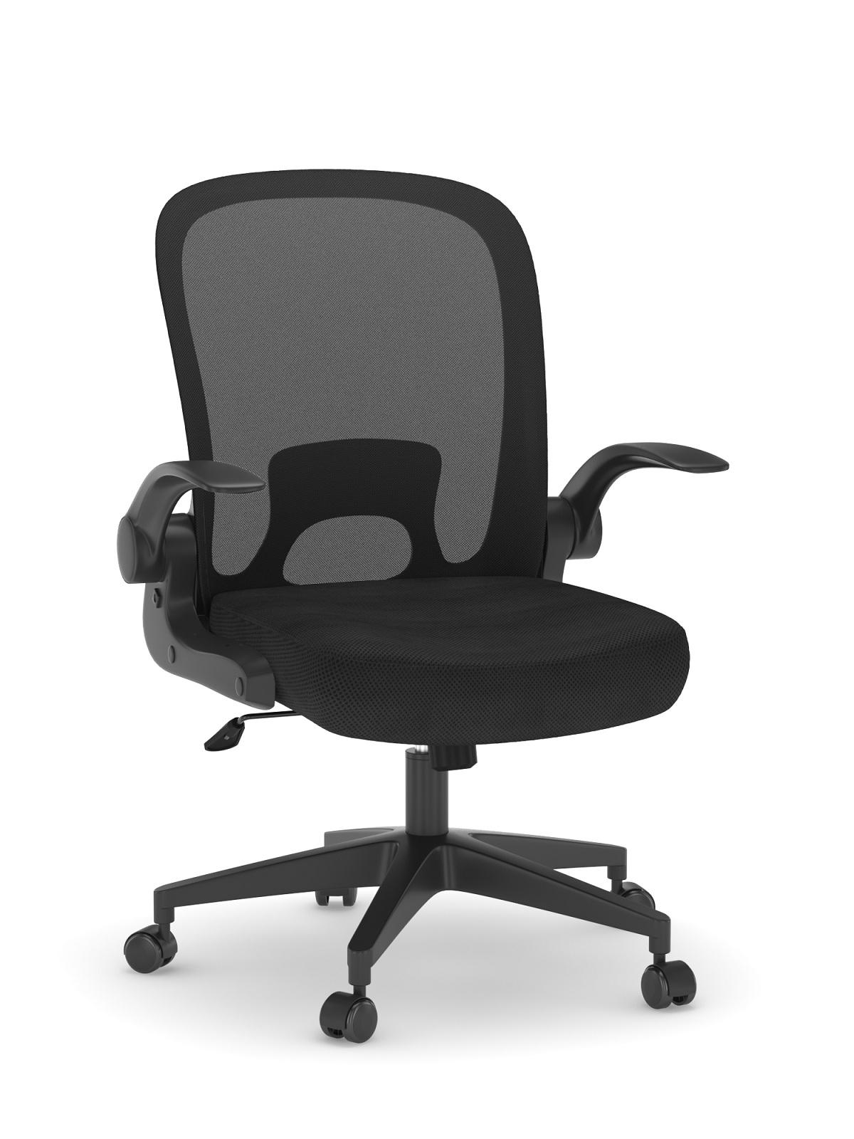 Офисное кресло Loftyhome Template black VC6007 B