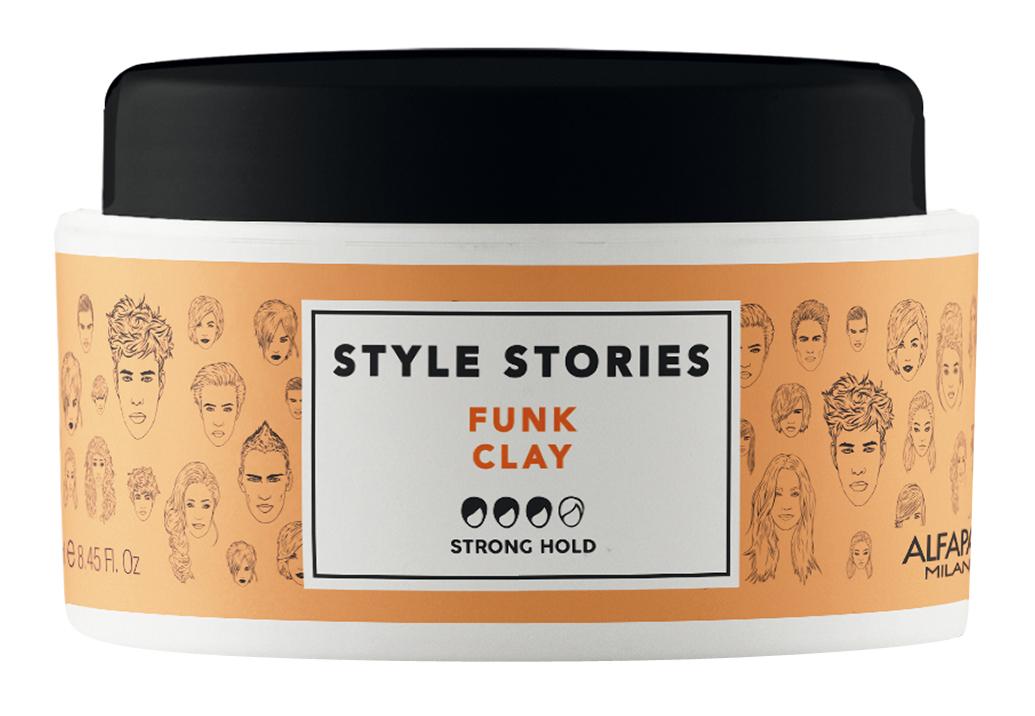Паста для волос Alfaparf Milano Funk Clay,