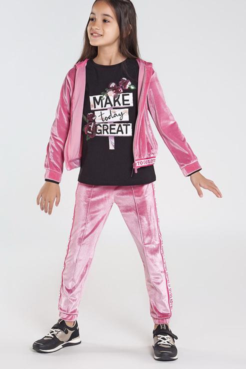 Спортивный костюм Mayoral 7810 цв.розовый р.158 7810/_розовый