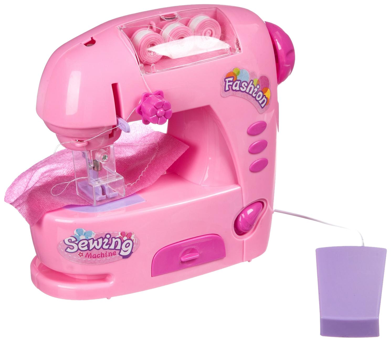 Игрушечная швейная машинка Bondibon Я умею шить
