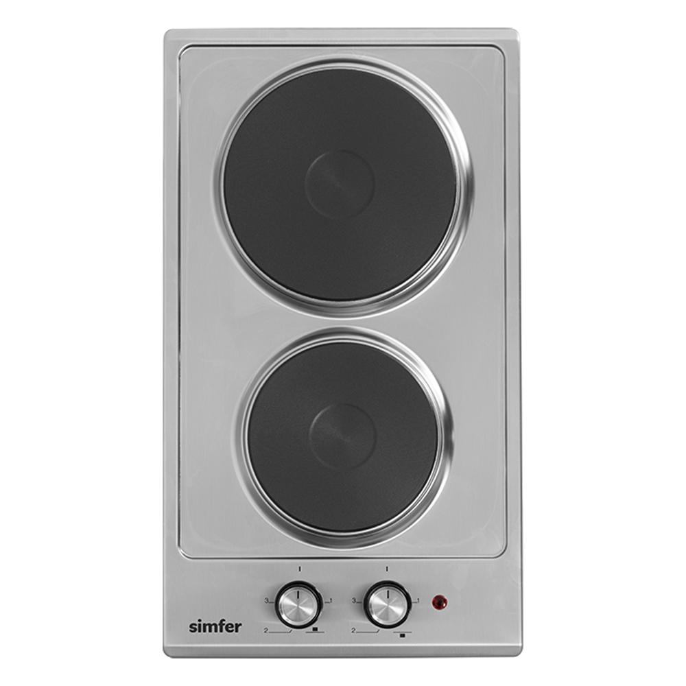 Встраиваемая электрическая панель Simfer H30E02M016 Silver