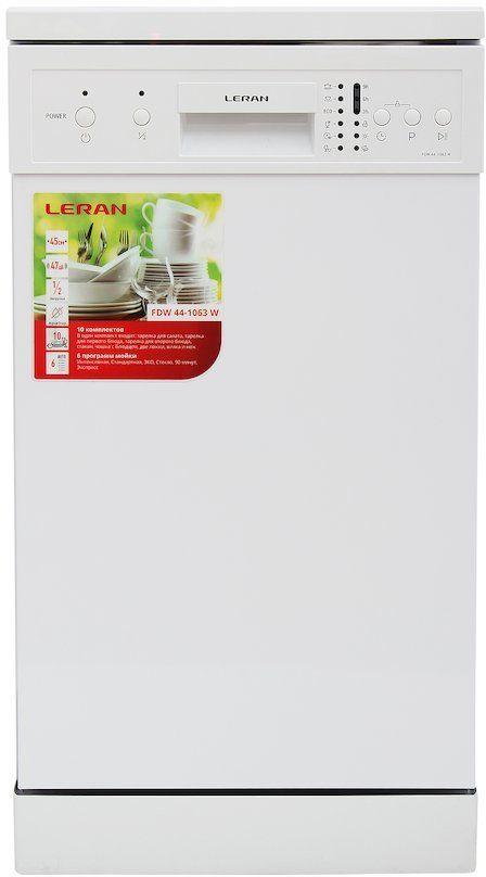 Посудомоечная машина Leran FDW 44 1063 W