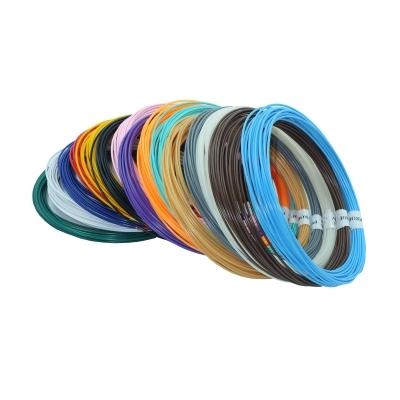 Купить Набор пластика TMPROF3D ABS для 3D ручек, 15 цветов по 10 м,