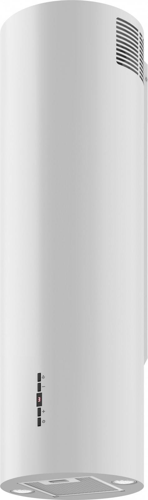 Вытяжка подвесная Weissgauff Tubus 90 White