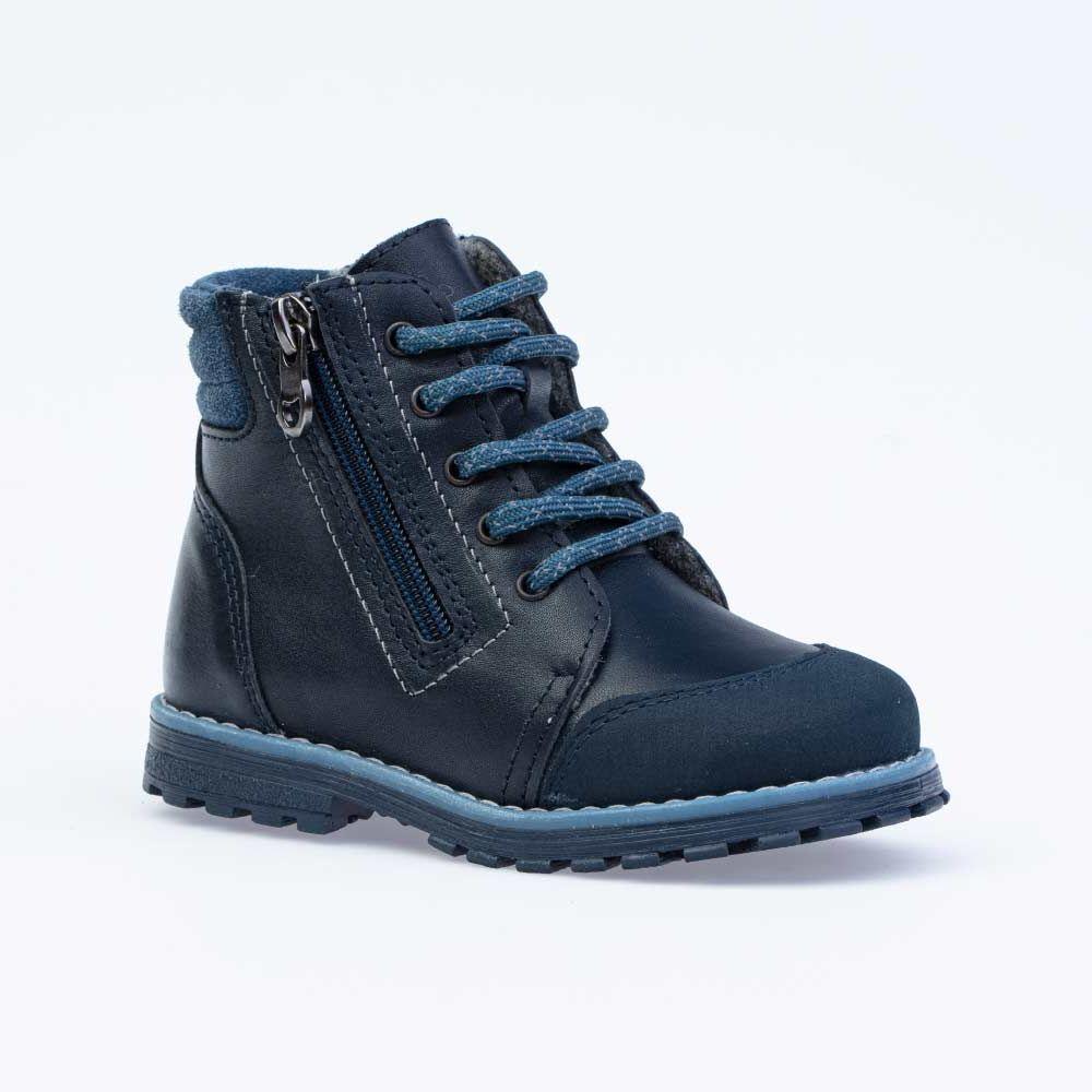 Ботинки для мальчиков Котофей 152292-31 р.21,  - купить со скидкой