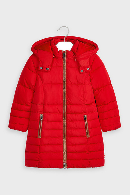Куртка Mayoral 4415 цв.красный р.128 4415/_красный