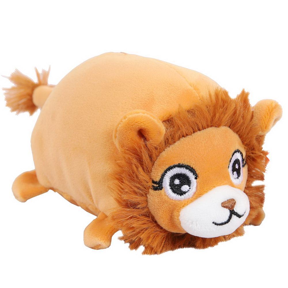 Купить Мягкая игрушка ABtoys Cuties, Львенок, 13 см,