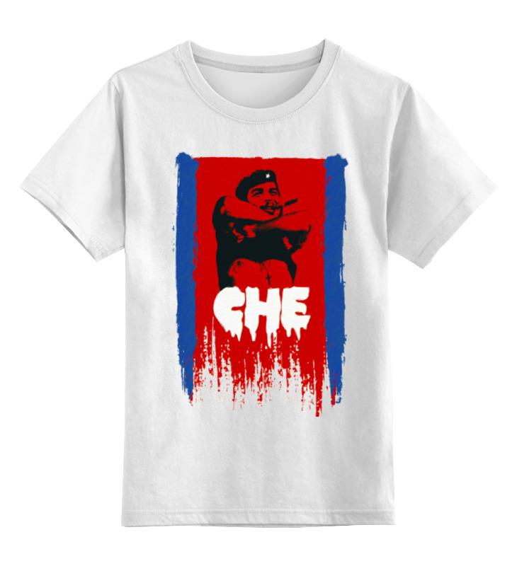 Детская футболка Printio Сhe guevara цв.белый р.152 0000000730777 по цене 790