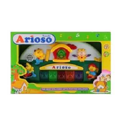 Игрушка Гратвест 32*21*7 см, Arioso Б11527