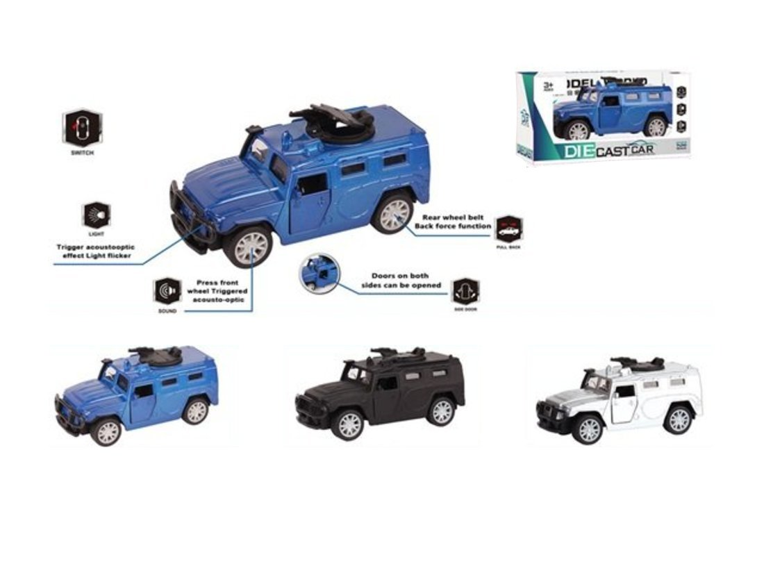 Купить Игровой набор Наша Игрушка инерционная, открываются двери A2020-25D, Наша игрушка,