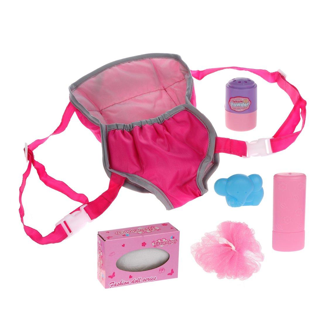 Купить Игровой набор Наша Игрушка Маленькая мама, 6 предметов 200309268, Наша игрушка,