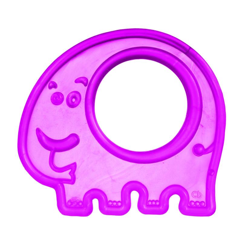 Купить Прорезыватель Canpol babies мягкий, 0+ (13/109), цвет: розовый, форма: слоник 250930419,
